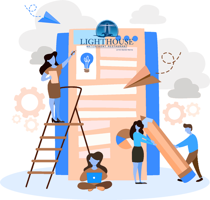 Lighthouse web accessibility